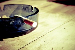 たばこの煙被害の内容証明