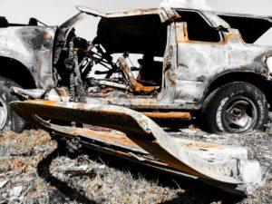 交通事故の物的損害の損害賠償請求の雛形と文例
