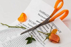 協議離婚に関する内容証明郵便