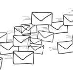 彼女の執拗なメールに対する慰謝料請求の雛形とサンプル