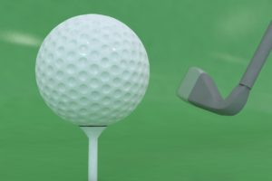 ゴルフボールが当たって怪我をし、損害賠償請求をする